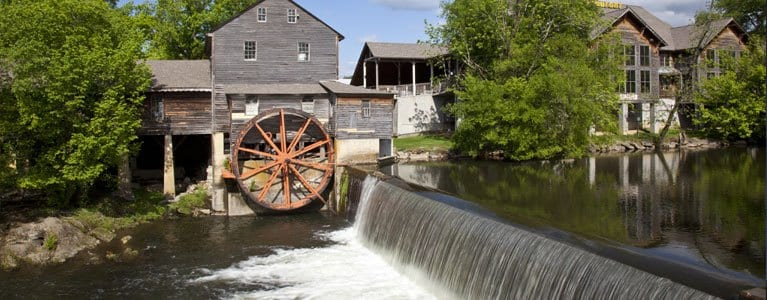 Information about Pigeon Forge Tennessee