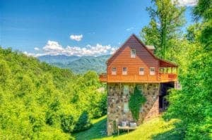 Redneck Ritz cabin in Gatlinburg