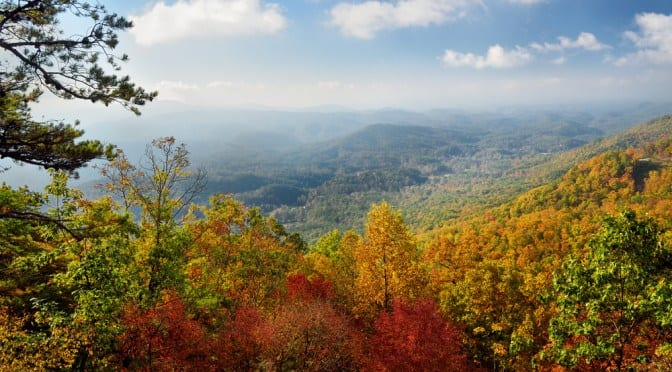 Reasons to Vacation in Our 2 Bedroom Cabins in Gatlinburg TN This Fall