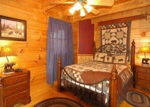 Relax in your cabin in the Smokies