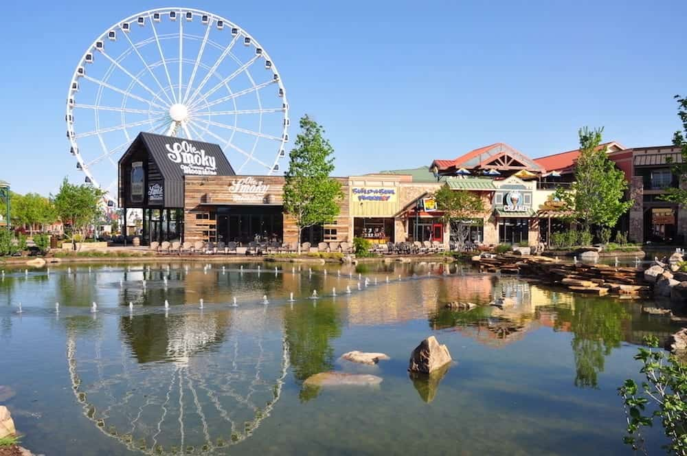 Photo of The Island in Pigeon Forge.
