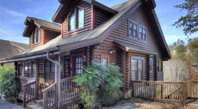 5 Awesome Pigeon Forge Cabins Near Dollywood