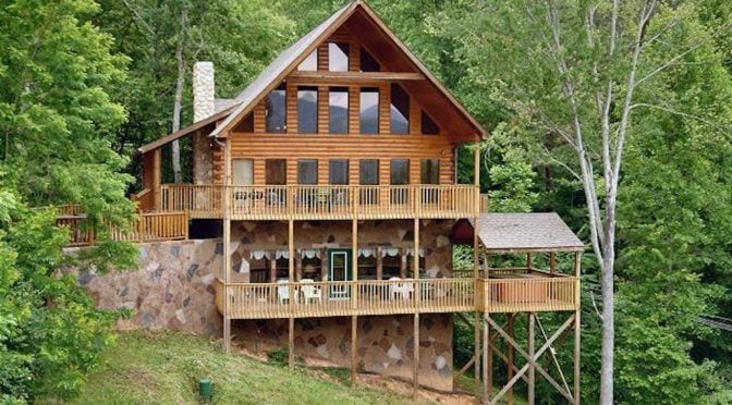 4 Reasons Why We Have the Best Cabins in Gatlinburg TN