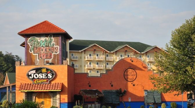 Top 4 Mexican Restaurants in Pigeon Forge and Gatlinburg